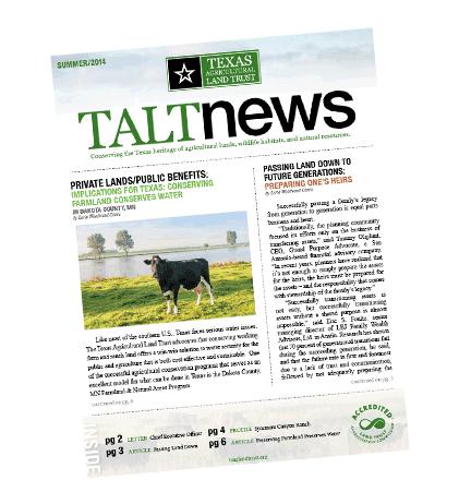 TALT News