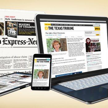 Express News The Texas Tribune