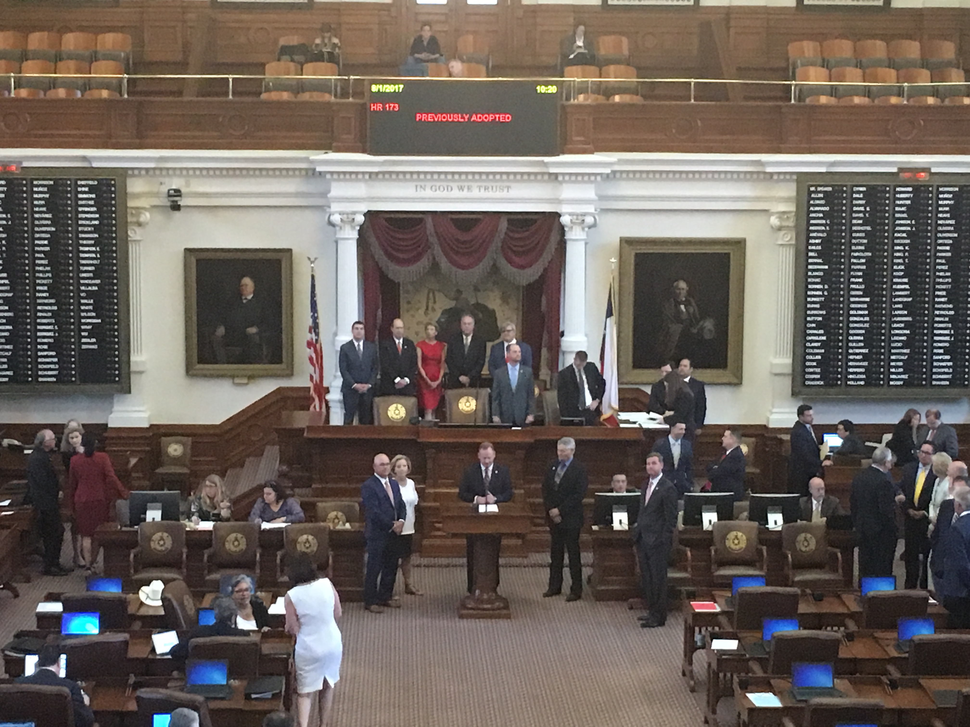 Authored By State Representative Four Price, The Texas House Of  Representatives Today Unanimously Approved House Resolution 173,  Commemorating The 10th ...